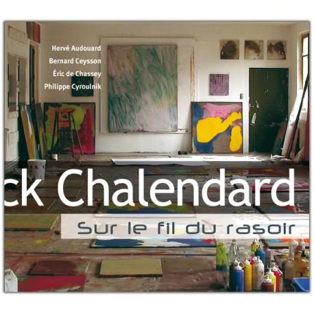 Sur le fil du rasoir - Franck Chalendard